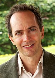 Author photo. Author Mark Klempner