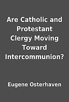 Are Catholic and Protestant Clergy Moving…
