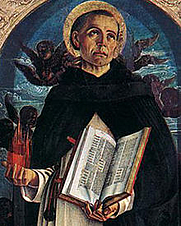 Author photo. Saint Vincent Ferrer / Wikipedia
