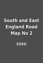 South and East England Road Map No 2 by ESSO