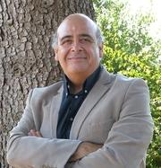 Author photo. Patrick Barbier en 2012