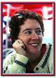 Author photo. Rosemary Laurey