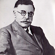 Author photo. C.Willett Cunnington, in 1935 (1878–1961)