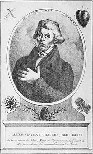 Author photo. Image from <b><i>Les Farfadets, ou Tous les démons ne sont pas de l'autre monde</i></b> (1821) by Alexis-Vincent-Charles Berbiguier de Terre-Neuve du Thym