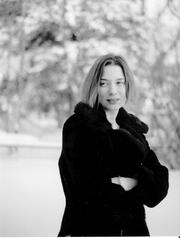 Author photo. Photo by Jennifer Woodcock
