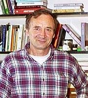 Author photo. University of Vermont