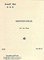 Mediterranean, for the Piano by Arnold Bax