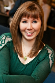 Author photo. Author photo by ML Portraits Inc. (Missy Sinner)