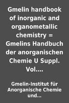 Gmelin handbook of inorganic and…