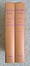 Paradise Falls [2 Volumes] by Don Robertson