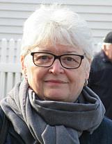 Author photo. Linda Granfield