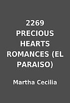 2269 PRECIOUS HEARTS ROMANCES (EL PARAISO) by Martha Cecilia