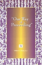 Our way of proceeding : to make the…