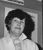 Author photo. Anke de Graaf 8 november 1985 Photo: ANP - Herman Pierterse RAI Congrescentrum Nationale Boekendag. Als een van de Nederlands favoriete streekromanschrijfster was ze vrijdag naar de hoofdstad gekomen voor de presentatie van het boek Geliefde Schrijfsters.