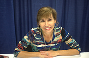 """Author photo. 2018 National Book Festival By Avery Jensen - Own work, CC BY-SA 4.0, <a href=""""https://commons.wikimedia.org/w/index.php?curid=72641775"""" rel=""""nofollow"""" target=""""_top"""">https://commons.wikimedia.org/w/index.php?curid=72641775</a>"""
