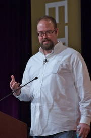 Author photo. By Jeff Kubina from Columbia, Maryland - Alex Steffen, CC BY-SA 2.0, <a href=&quot;https://commons.wikimedia.org/w/index.php?curid=6688622&quot; rel=&quot;nofollow&quot; target=&quot;_top&quot;>https://commons.wikimedia.org/w/index.php?curid=6688622</a>