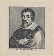 Author photo. Adam Elsheimer (1578-1610) / Photo © <a href=&quot;http://www.bildarchivaustria.at&quot;>ÖNB/Wien</a>