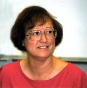 Author photo. Credit: Ellen Levy Finch, 1998, Seattle, Washington