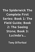 The Spiderwick The Complete First Series:…