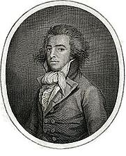 Author photo. Wikimedia Commons ca. 1790