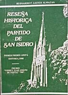 Reseña histórica del Partido de San Isidro…
