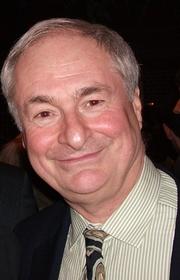 Author photo. Paul Gambaccini