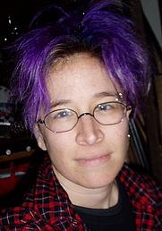 Author photo. Liz Henry