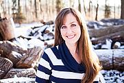 Author photo. Jenni Mansell Photography