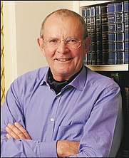 Author photo. Wilbur A. Smith