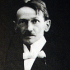 Author photo. An image of Oton Župančič