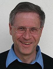 Author photo. Rainer Riesner