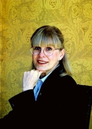 Author photo. Katherine Kurtz