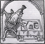 Author photo. From <i>Greene in Conceipt</i> by John Dickenson, 1598.