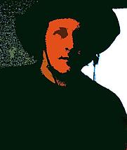 Author photo. T. Byron Kelly 2008