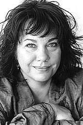 Author photo. Brigitte Riebe