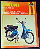 Suzuki FR50, 70 and 80 1974-87 Owner's…