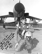 Author photo. United States Air Force photo (nationalmuseum.af.mil)