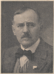 Author photo. Photograph by P. Clausing jr. (1870-1913)
