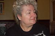 Author photo. Catriona Sparks, November 10, 2007