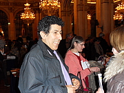 "Author photo. Maghreb des Livres, 11 février 2012 Slimane Zeghidour, Maghreb des Livres 2012 By Indif - Own work, CC BY-SA 3.0, <a href=""https://commons.wikimedia.org/w/index.php?curid=18356130"" rel=""nofollow"" target=""_top"">https://commons.wikimedia.org/w/index.php?curid=18356130</a>"