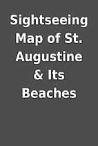 Sightseeing Map of St. Augustine & Its…