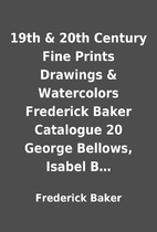 19th & 20th Century Fine Prints Drawings &…