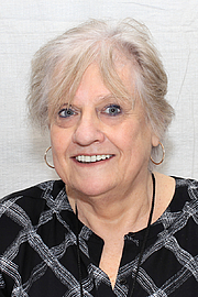 """Author photo. Author Karen Cushman at the 2016 Texas Book Festival. By Larry D. Moore, CC BY-SA 4.0, <a href=""""https://commons.wikimedia.org/w/index.php?curid=53330002"""" rel=""""nofollow"""" target=""""_top"""">https://commons.wikimedia.org/w/index.php?curid=53330002</a>"""