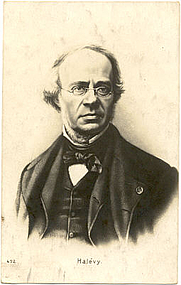 Author photo. 19th Century Carte de Visite, from <a href=&quot;http://en.wikipedia.org/wiki/Image:HalevyCartedeVisite.jpg&quot;>Wikipedia</a>