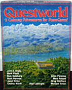 Questworld: 9 Gateway Adventures for…