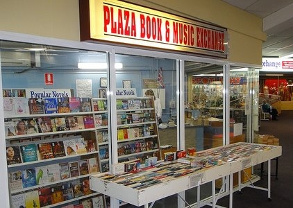 Plaza Book & Music Exchange in Campbelltown, NSW