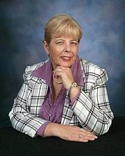 Author photo. Diane Ashley