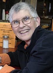 Author photo. Cynthia Enloe