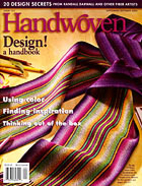 Handwoven Magazine Issue 111 by Interweave