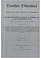 Deutsches Obstcabinet VII Section Lieferung…